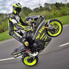 Alpinestars wheelie