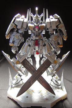 Custom Build: 1/100 Knight Gundam Avalanche Exia - Gundam Kits Collection News and Reviews
