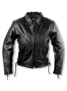 Save $ 36.1 order now Interstate Leather Ladies Crop Jacket (Small) at Best Moto