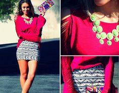 Estampa étnica é tendência para o verão 2013; Saiba como usar! - Lifestyle - Virgula