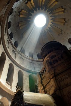 israel and the west bank: church of the holy sepulchre by koadmunkee, via Flickr