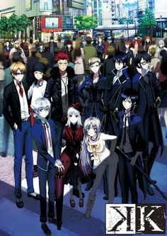 Anime-k project