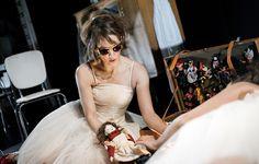 vi som er hundre - Rogaland teater 2009 One Shoulder Wedding Dress, Costumes, Wedding Dresses, Fashion, Bride Dresses, Moda, Bridal Gowns, Dress Up Clothes, Fashion Styles