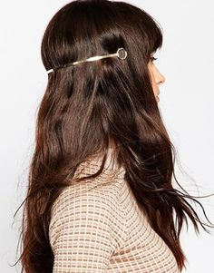 ASOS Open Octagon Back Headband