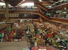 San Juan Market in Guadalajara, Mexico