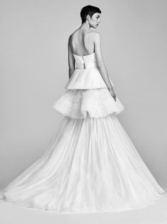 Viktor and Rolf: Bridal Collection | ZsaZsa Bellagio - Like No Other