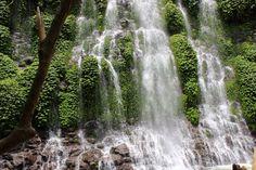 Curup Maung Air Terjun Memukau di Sumatera Selatan - Sumatera Selatan