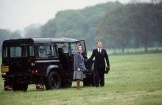 Queen Elizabeth's favorite ride is going away...for now.