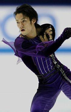 Figure skating Daisuke Takahashi