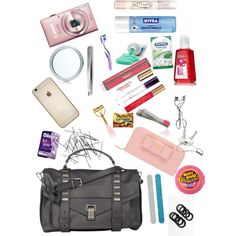 This is what's in my purse!;)