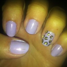 My nails today