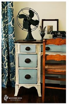 good DIY project for an old dresser.
