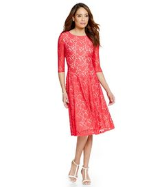 Alex Marie Spring Awakening Hailey Lace Dress #Dillards | Lace ...