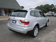 2008 #BMW #X3 3.0si AWD - Smithfield  NC