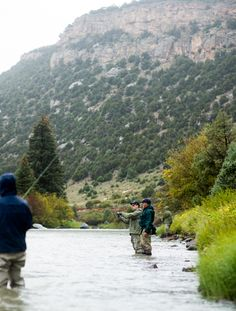 Fly Fishing Vacation in Colorado