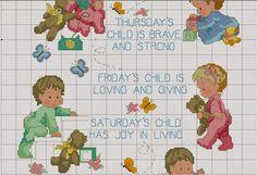 schema punto croce quadretto | Hobby lavori femminili - ricamo - uncinetto - maglia