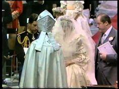 Royal Wedding of Charles & Diana [july 29 1981] part 2