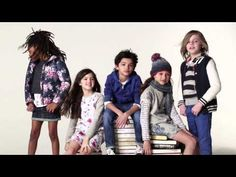 United Colors of Benetton Kids Campaign Autumn 15