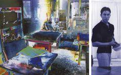 Taller del artista 1975, Painting, Atelier, White People, Artists, Art, Painting Art, Paintings, Painted Canvas