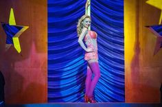 Sarah Joy Miller in a Scene from City Opera's 'Anna Nicole,' composed by Mark-Anthony Turnage and presented at BAM.
