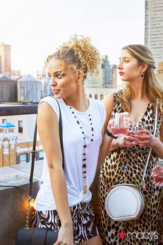 INC created for Macy's. Fun, printed styles for your next summer hang. Summer Outfits Women, New Outfits, Stylish Outfits, Spring Outfits, Cute Outfits, Concept Clothing, Clogs Outfit, Mixed Hair, Fashion Prints