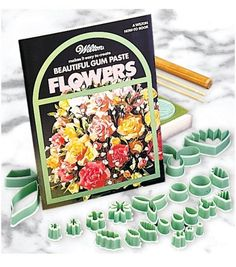 Wilton 1907-117 Floral Collection 32-Piece Gum Paste Flower-Making Set *** Startling review available here at : Baking tools
