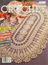 Decorative Crochet Magazines 7 - Gitte Andersen - Picasa ウェブ アルバム
