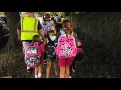 Great video talking about another successful Walking School Bus program.