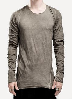 Lost And Found - 08.230.155 Double Front T-Shirt