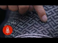 Keeping the Ancient Craft of Tin Embroidery Alive - YouTube