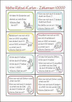 39 besten Mathe 3. Klasse Bilder auf Pinterest | Deutsch lernen ...