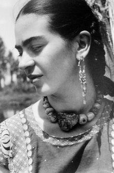 Kahlo, siempre Frida.