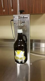 Brew-Boss Electric Home Brewing: FILL-BOSS COUNTER PRESSURE BOTTLE AND GROWLER FILLER