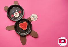 "a ""BEAR""y easy homemade valentine!"