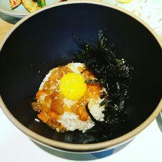 게알비빔밥