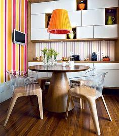 Mesa cone: tendência em decoração! - Jeito de Casa