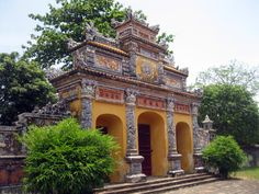 Uniting North and South #Hue http://happyfrogtravels.com/uniting-north-and-south-vietnam-top-5/