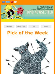 Pick of the Week for IF Topic: WARRIOR by Zsalto This weeks' topic (Week of 4/12/2015): SOFT Happy Illustrating, peeps! :D