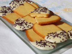 Blog con recetas sencillas, rápidas y económicas de Thermomix realizadas por Ana Sevilla Biscuits, Spanish Desserts, Biscuit Cookies, Sweet Recipes, Food To Make, Pudding, Sweets, Cooking, Breakfast