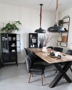 [New] The 10 All-Time Best Home Decor (Right Now) - Home Decor by Edith Zende - Love this look - - Living Room Colors, My Living Room, Home And Living, Living Room Decor, Interior Design Living Room Warm, Dining Room Design, Dining Room Inspiration, Home Decor Inspiration, Diner Table