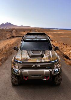 Foto de Chevrolet Colorado ZH2 (4/11)