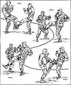 Kick defence