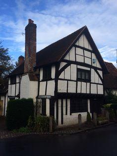Gorgeous house. Shere, Surrey UK.