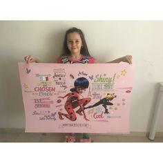 Katicabogár, Miraculous rózsaszín poszter Miraculous Ladybug, Fandom, Cool Stuff, Adventure