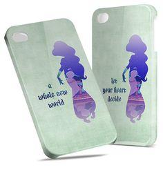 Jasmine Quote Aladdin Disney - Hard Cover Case iPhone 5 4 4S 3 3GS HTC Samsung Galaxy Motorola Droid Blackberry LG Sony Xperia & more on Etsy, $22.99