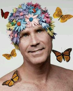 Will Farrell (SNL 1995-2002).| The mere sight of this gifted comic makes people laugh. Photo: Mark Seliger. -repinned by Orange County portrait studio http://LinneaLenkus.com #portraitphotographer