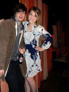 Willem Wolfe & Bonnie Blue Broad - Billy Idol's kids