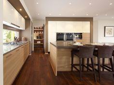 Sahara Kitchen by Henley #Woodleaestate #Henley #land #houseandland #newlandestate #newhome #wood #details