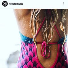 Follow @wearemona Surf Swimwear and Active wear  representing straight from the ladies of Santa Teresa Costa Rica to the US and beyond! Amazing Sexy and Functiional #surferbabe #swimwear #beachwear #realwomen #surfstyle #chicasurfadventures #chicasurf