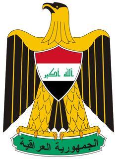 Escudo Irak